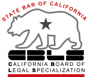 Logo of the California State Bar Board of Legal Specialization