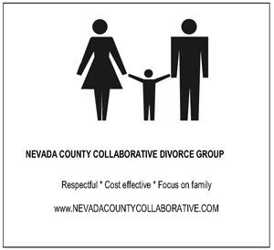 Logo for the Nevada County Collaborative Divorce Group